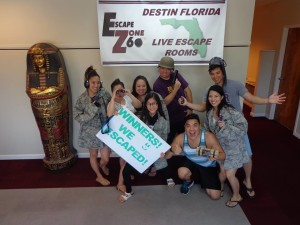 Special Ops escape room in destin florida