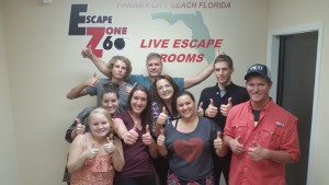 Escape Zone 60 Panama City Beach First Group